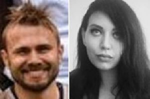 Two Latvian nationals accused of running an online scam have been arrested in Brisbane.