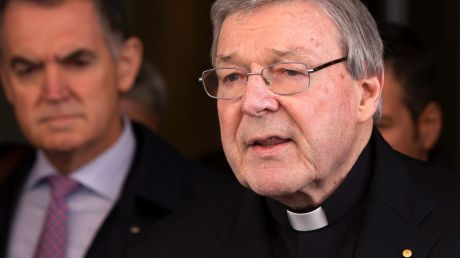 Cardinal George Pell is facing multiple child sex charges.