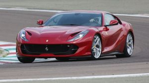 2017 Ferrari 812 Superfast.