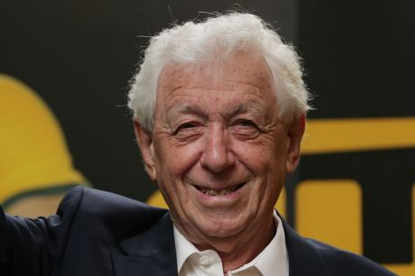 The FIFA report is embarrassing for Sir Frank Lowy.