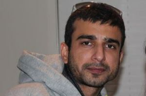 Dhruv Chopra, who has been sentenced to three month in prison.