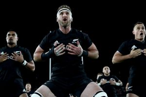 Dark times: Having watched the All Blacks steamroll their way to victory in the first Test against the British and Irish ...