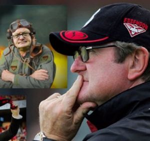 Kevin Sheedy through the years.