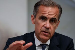 Bank of England governor Mark Carney suggested overnight that the time is nearing for an increase.