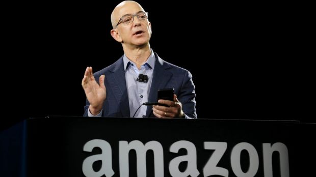 Hustle after market share and worry about profit later Billionaire Amazon founder Jeff Bezos