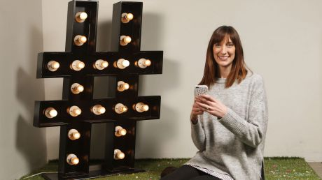 Annabelle Davidson says Snapchat is key for millennials.