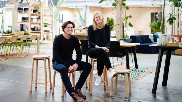 Koskela directors Sasha Tichkosky and Russell Koskela say the homewares market in Australia is highly competitive.