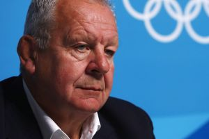 """World Rugby chairman Bill Beaumont insists Australian rugby """"will ride the storm and come out strong""""."""