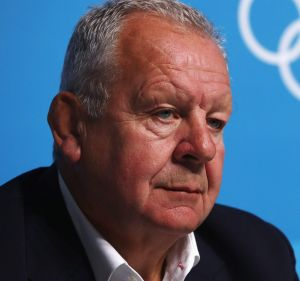 "World Rugby chairman Bill Beaumont insists Australian rugby ""will ride the storm and come out strong""."