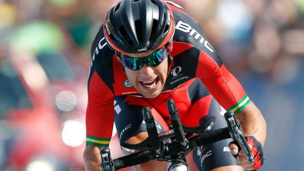 Richie Porte finished fifth in last year's Tour de France