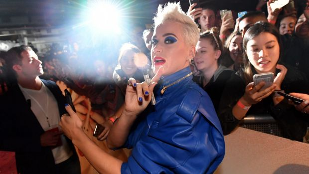Myer to foot the bill for Katy Perry's Australian tour