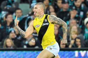 A coin toss could decide on a potential AFL grand final jumper clash between Richmond and Adelaide.