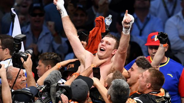 Pacquiao's promoter 'optimistic' about Horn rematch