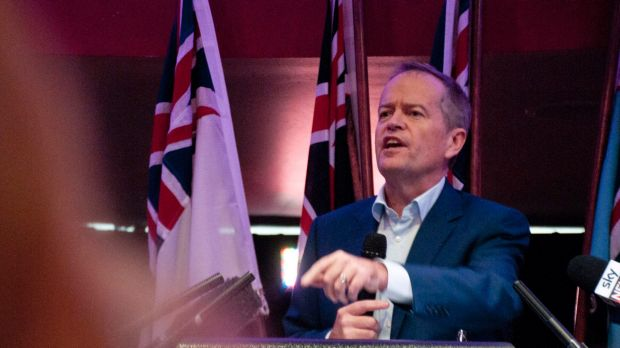 On Wednesday Labor leader Bill Shorten called for a nationalisation of fire safety standards.