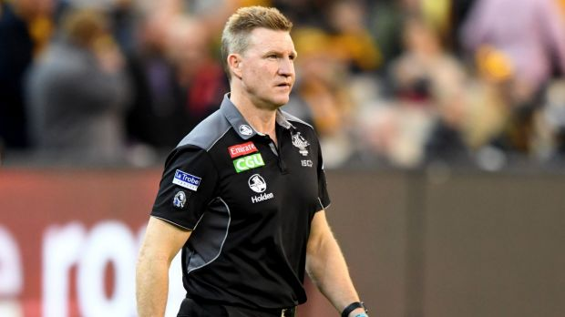 Plenty to play for, says Collingwood coach Nathan Buckley.