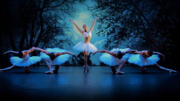 Melbourne Ballet Company's <i>Arche</I> is <i>Swan Lake</I> writ small.