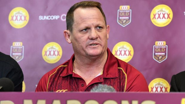 Maroons' Kevin Walters reveals Game 3 Origin side