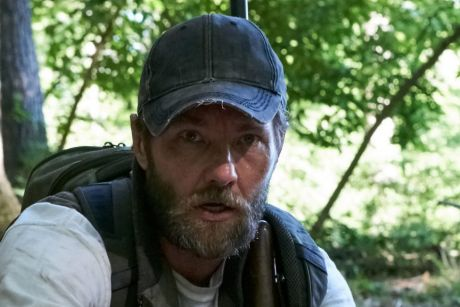 Joel Edgerton's ambiguous screen persona suits his character in 'It Comes at Night'.