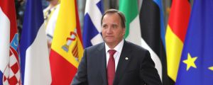 Swedish Prime Minister Stefan Lofven learnt of the breach in January.