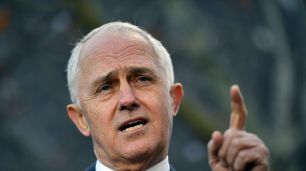 Malcolm Turnbull spoke about freedom in his speech to the Policy Exchange in London.