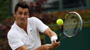 Bernard Tomic bombed out of Wimbledon in the first round