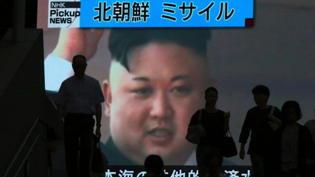 North Korea Claims to Have Tested ICBM