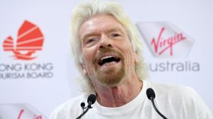 Richard Branson, who has brokered audacious deals for his Virgin group of companies - including plans for space travel - ...