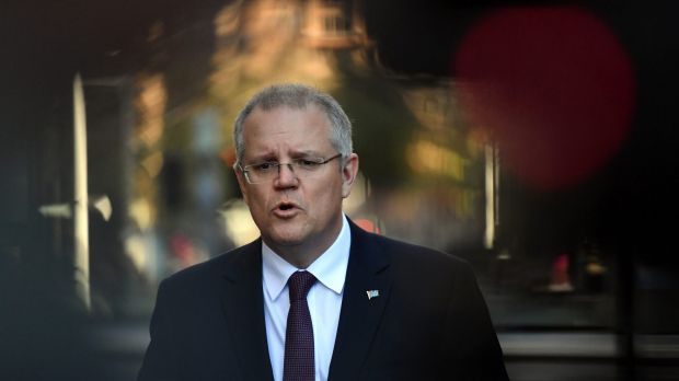 Scott Morrison has rejected criticisms from Tony Abbott and others that the government's policy agenda was not ...