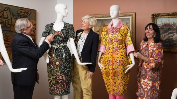 Gift of entire Easton Pearson fashion collection to museum 'transformational'