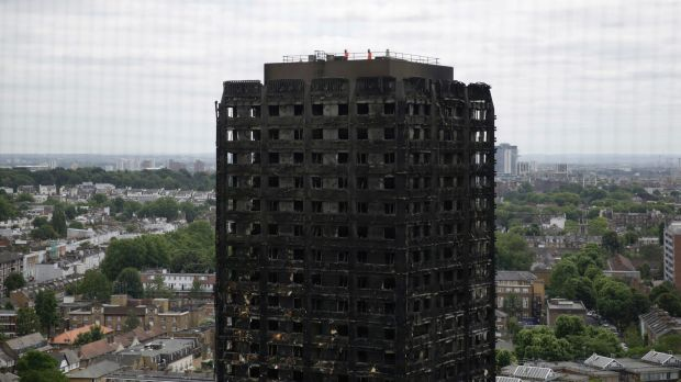 Grenfell Tower insurer ups claims estimate to $65M