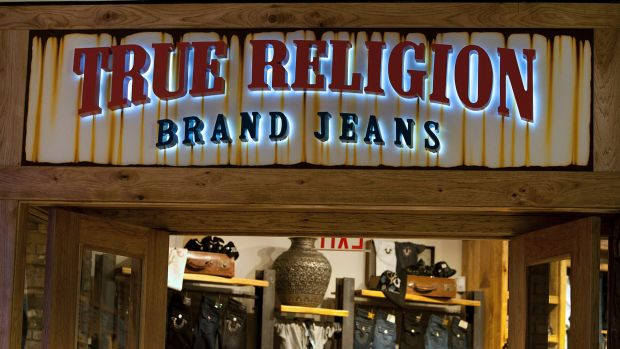 True Religion Inc. Files for Chapter 11 Bankruptcy