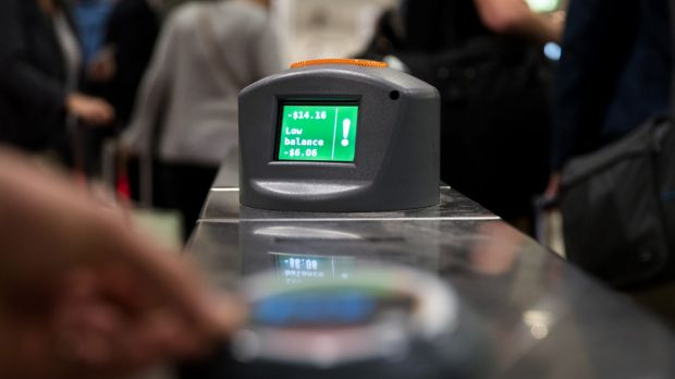 The cashless payment trial will involve an upgrade of the Opal ticketing system.