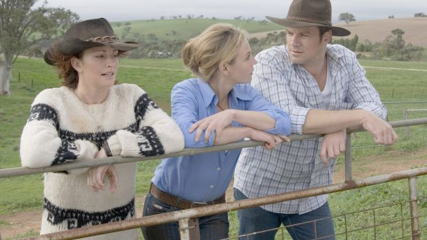 McLeod's Daughters could soon have a reboot.