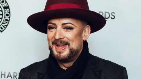 """""""She started talking to me like I didn't exist"""": why Boy George lost it with the ABC's Fran Kelly."""