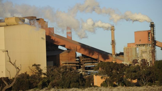 Workers at Arrium's Whyalla plant say morale has lifted since the GFC Alliance deal was announced.