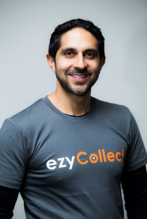 Arjun Singh is the founder of ezyCollect.