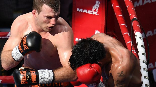 Manny Pacquiao V Jeff Horn rematch changes venue