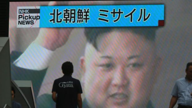 N Korea missile may reach California in two years