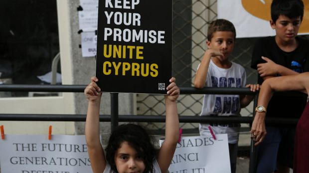 'No Surprise' Cyprus Reunification Talks Broke Down, Time for Divorce Instead?