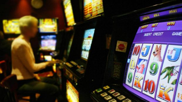 Victorians lost almost $94 million over the past year on football club-owned pokies.
