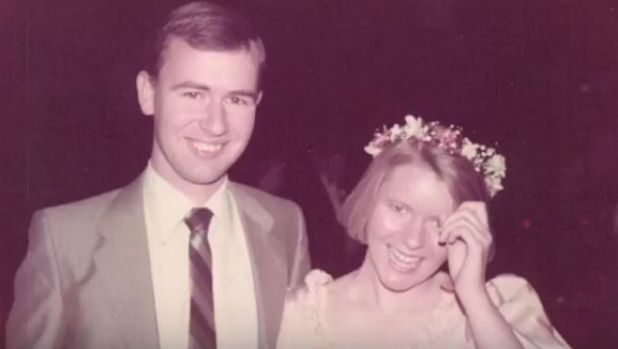 Andrew and Susan Bryant.
