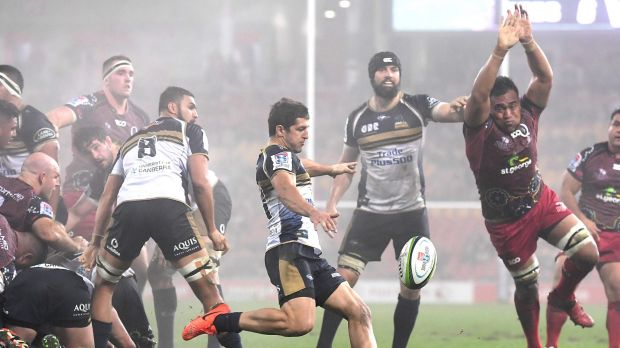 Tomas Cubelli is back in the Brumbies' starting XV.