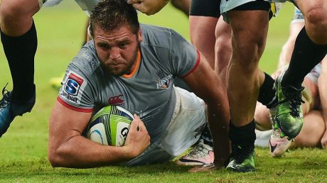 Over the line: South Africa's Southern Kings have secured a spot in Europe's Pro14 competition.