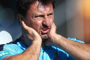 Under pressure: But Laurie Daley is the right man for the job, says Craig Bellamy.