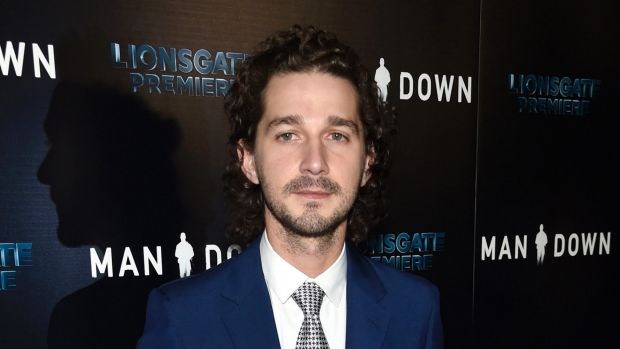Actor Shia LaBeouf arrested in Georgia for disorderly conduct