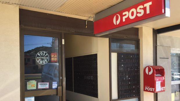 The Lighthouse Beach Australia Post outlet in Port Macquarie owned by Nationals MP David Gillespie.