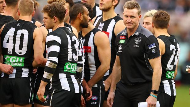 Nathan Buckley: Has he reached the tipping point at Collingwood?