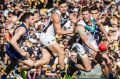 West Coast won away to Port in May despite losing the inside 50 count.