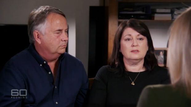 Ralph and Kathy Kelly on 60 Minutes.