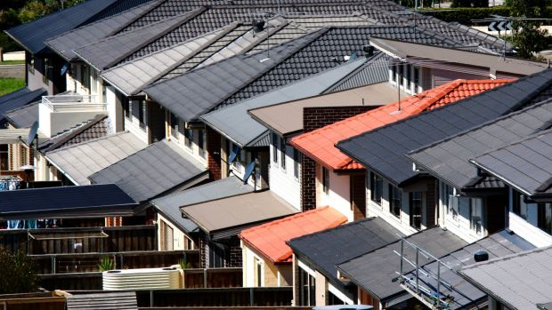 Moody's  says risks in the housing market have risen.